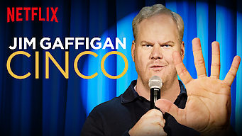 Jim Gaffigan: Cinco (2017)