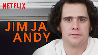 Jim ja Andy (2017)