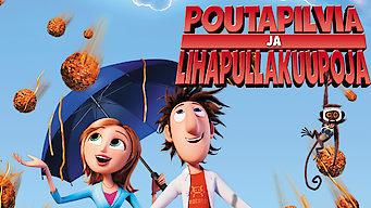 Poutapilviä ja lihapullakuuroja (2009)