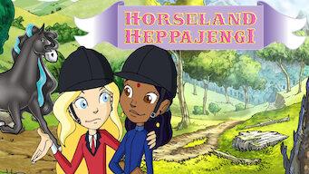 Horseland - heppajengi (2008)