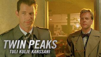 Twin Peaks - Tuli kulje kanssani (1992)