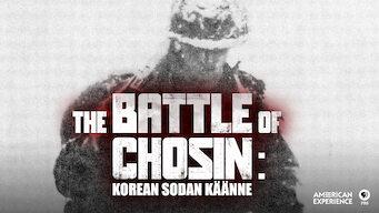 American Experience: The Battle of Chosin – Korean sodan käänne (2016)