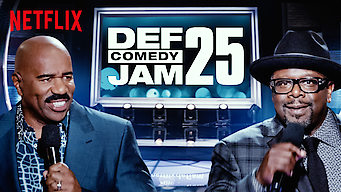 Def Comedy Jam 25 (2017)
