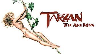 Tarzan, apinamies (1981)