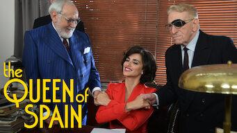 Espanjan kuningatar (2016)