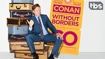 Conan ilman rajoja (2018)