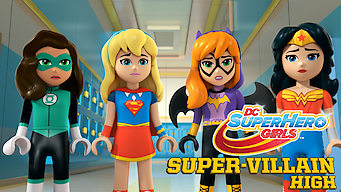 Lego DC Super Hero Girls - Superkonnien Koulu (2018)