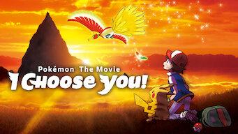 Pokémon-elokuva: Valitsen sinut! (2017)