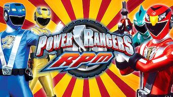 Power Rangers RPM (2009)