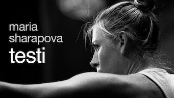 Maria Sharapova: Testi (2017)
