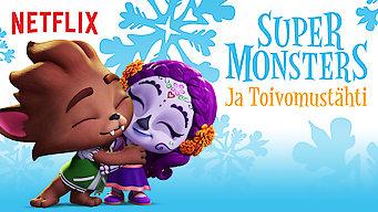 Super Monsters ja toivomustähti (2018)