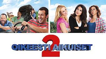 Oikeesti aikuiset 2 (2013)