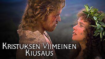 Kristuksen viimeinen kiusaus (1988)