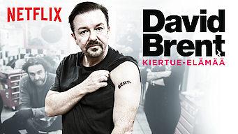 David Brent: Kiertue-elämää (2016)