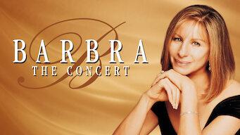Barbra Streisand: The Concert: Konserttitaltiointi (1994)