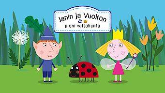 Janin ja Vuokon pieni valtakunta (2009)