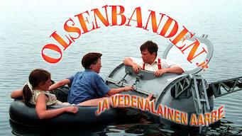 Olsenbanden Jr. ja vedenalainen aarre (2003)