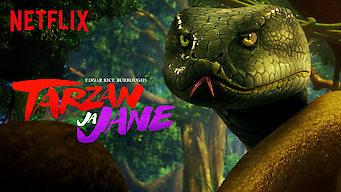 Tarzan ja Jane (2018)