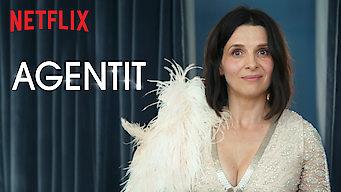 Agentit (2018)