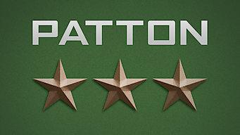 Panssarikenraali Patton (1970)