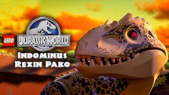 LEGO Jurassic World: Indominus rexin pako (2016)