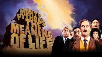Monty Python: Elämän tarkoitus (1983)