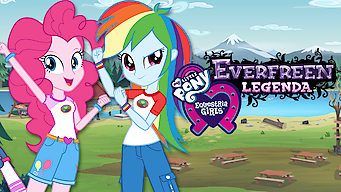 My Little Pony Equestria Girls: Everfreen legenda (2016)