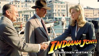 Indiana Jones ja viimeinen ristiretki (1989)