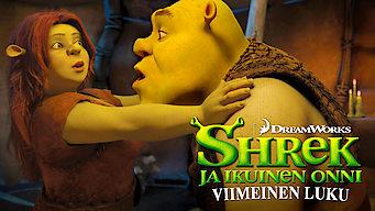 Shrek ja ikuinen onni (2010)
