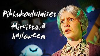 Pikkukoululaiset: Hirvittävä halloween (2016)